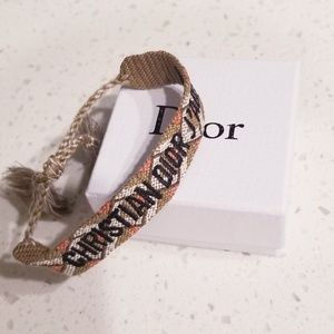 Christian Dior J'adore Friendship Bracelet